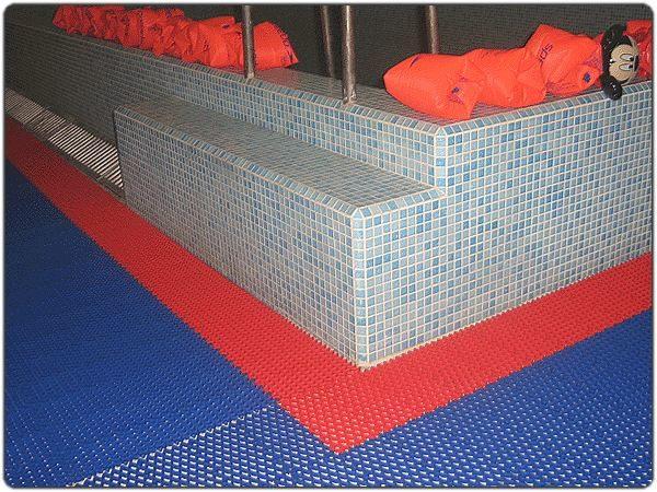модульное покрытие для бассейна