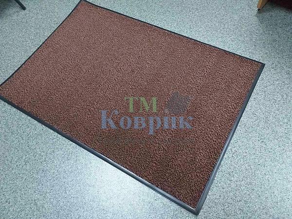 коврик париж коричневый