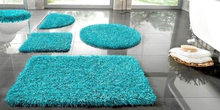 Выбираем безопасный коврик для ванной комнаты