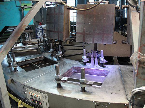 производство плитки из резиновой крошки