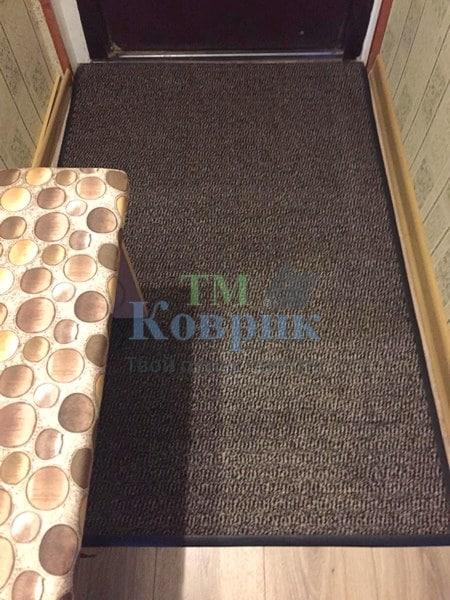 коврик лейла для прихожей на резиновой основе