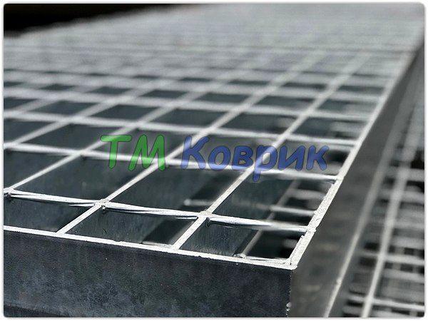 Сварной решетчатый настил (1000x1000/30x2/34x38)