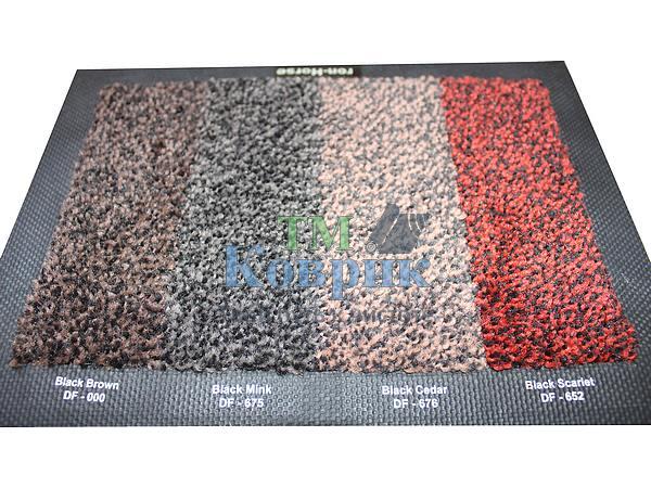 цветовая гамма грязезащитные коврики купить