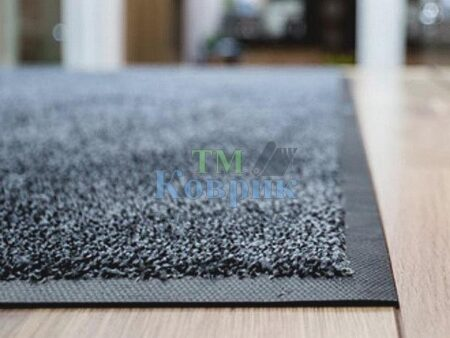 ворсовой коврик на резиновой основе