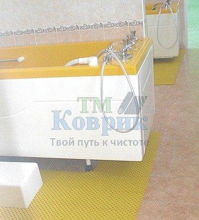 """Коврик в ванную """"Лагуна"""""""