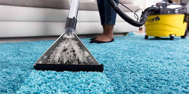 Как ухаживать за ковровым покрытием?