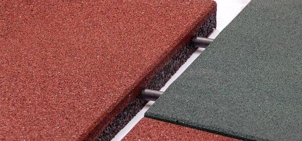 Преимущества резинового напольного покрытия