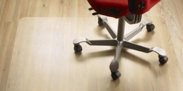 Коврик под стул на колесиках, виды и свойства